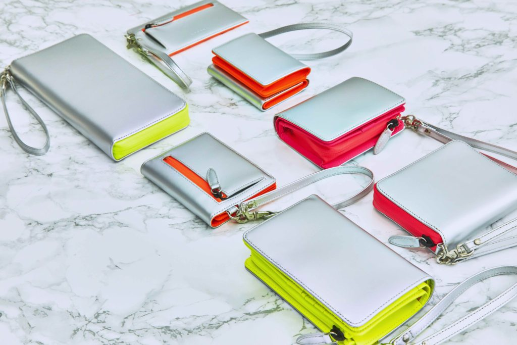 kubera9981 クベラ9981 バッグ 財布 ネオンカラー neoncolor silver