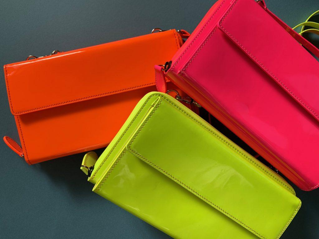 kubera9981 クベラ9981 madeinjapan 財布 wallet neon enamel ネオン エナメル