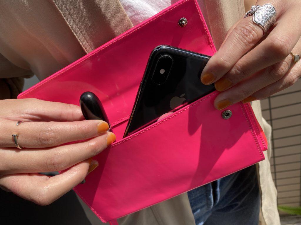 kubera9981 クベラ9981 財布 2way shoulder bag
