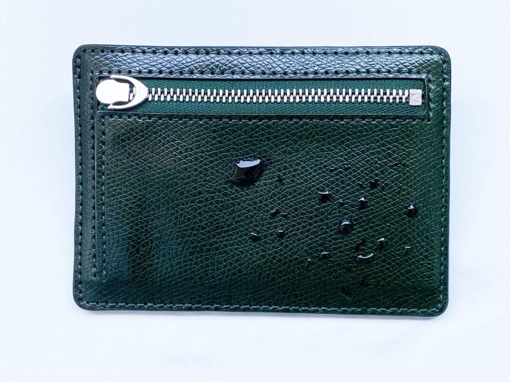 kubera9981 クベラ9981 日本製 財布 コードバン ロングウォレット マネークリップ 名刺入れ ミニカードケース